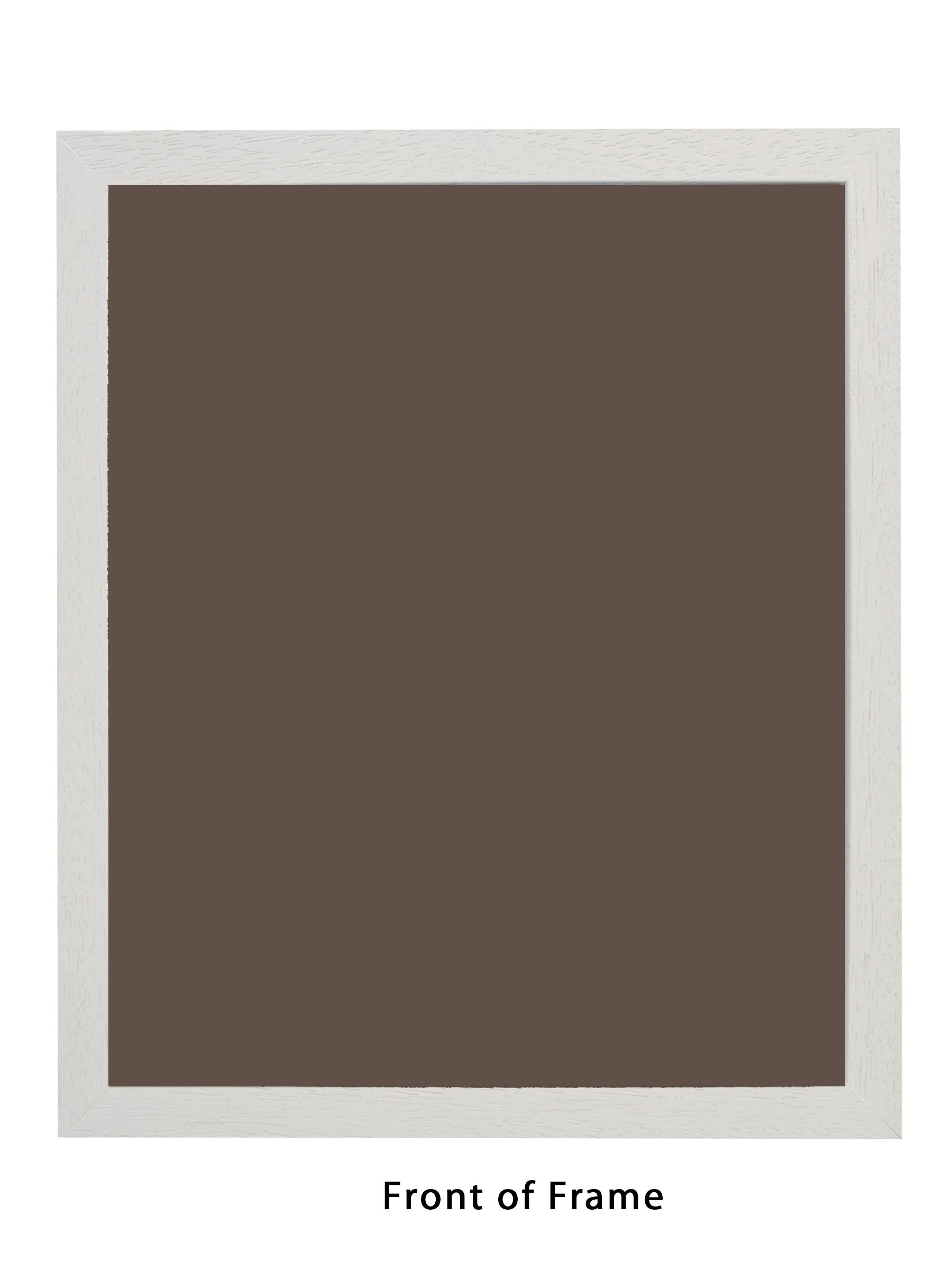 Blank Limed white wood artist frame | Simone Walsh