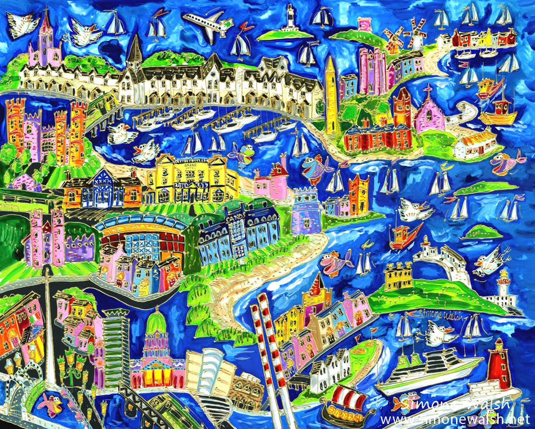 Dublin - Hook Up Travels