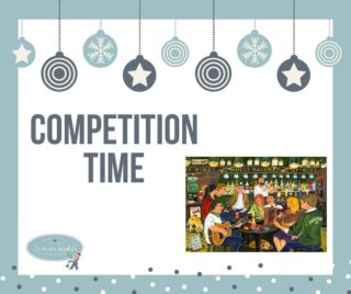 """Competition Time! To celebrate the launch of our """"Bring the Local Home"""" personalised pub print we are giving one of our lucky fans the chance to win this unique print. Whether they are celebrating Christmas home or abroad, this personalised gift is the perfect way to bring the Craic agus Ceol to a loved one. To enter, just tell us or tag who you will miss this Christmas. Competition closes on Sunday 20th December with the winner announced shortly afterwards. Good Luck! #simonewalshartist #madelocal #craicagusceol #simonewalshart"""