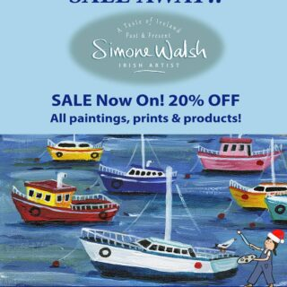 Sale away with our 20% OFF SALE! Offer ends midnight 31st December!