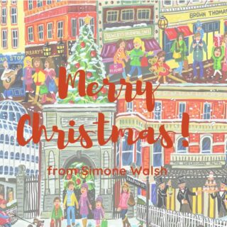 We want to say a massive thank you to everyone who purchased any of our artwork this year - it means so much to us all here at Simone Walsh. We wish you and yours a safe Christmas and healthy New Year. #madelocal #simonewalshartist #simonewalshart